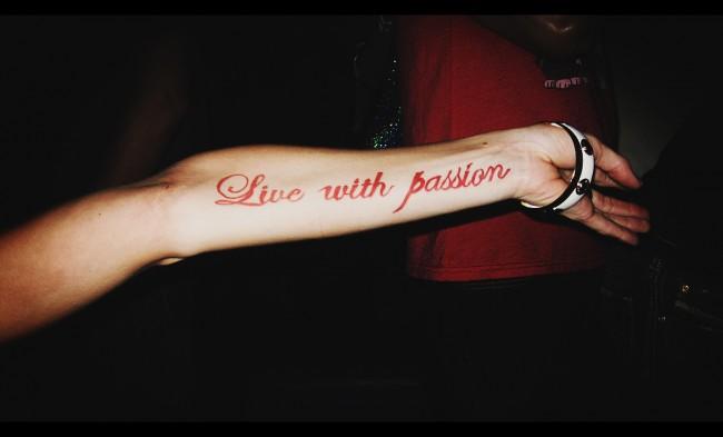 Žiť s vášňou - 14. kapitola - Live with passion (kniha na pokračovanie)