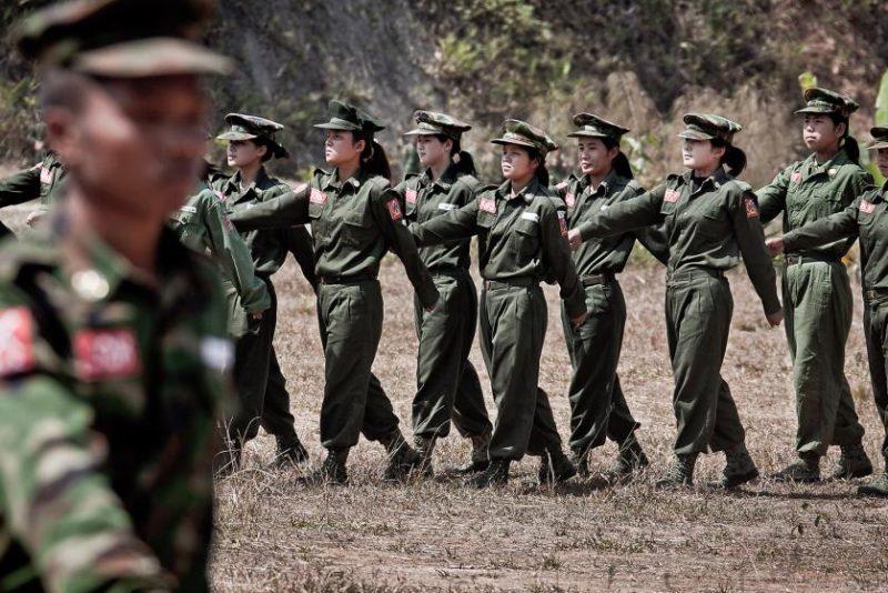 kachin idependence army